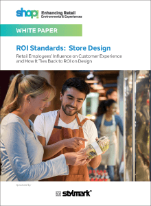 2018 Shop! ROI Standards: Store Design